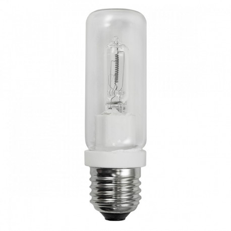 Q150CL/MDE-230V Light Bulb: 150 watt, 230 volt, T10 halogen lamp, E26