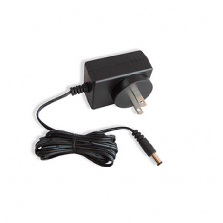 DiodeLED DC plug in adapter convert 120 VAC voltage to 12 VDC output