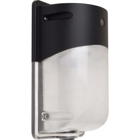 NaturaLED 7414 Security Light Fixture: 13 watt, 4000K, photocell