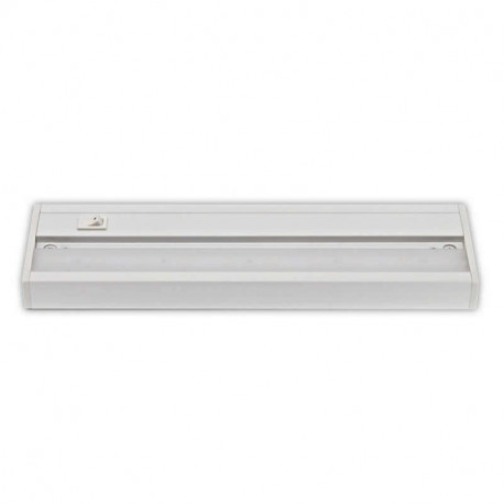 DiodeLED Under Cabinet LED Fixture: 16 inch, 10 watt (FO17), 3000K