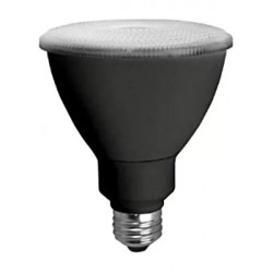 LED/ELITE/PAR30LN/14W/24K/BLK