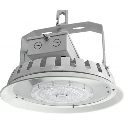 NaturaLED 7695 High Bay LED Fixture: 75 watt, replacing 250 watt HID