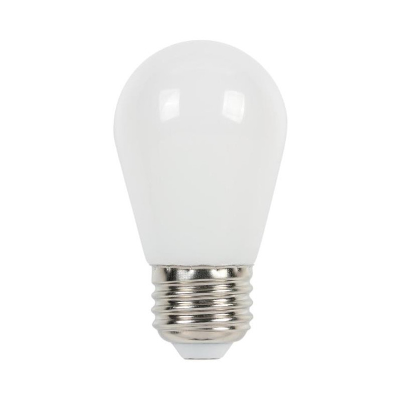 1S14/LED/F/27 Westinghouse 55115 LED Light Bulb 1 watt 2700K white S14