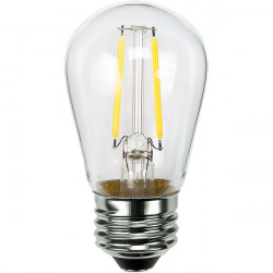 LED/FILAMENT/S14/2.5W/27K/FULLGLASS/DIM