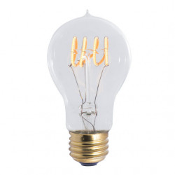 Bulbrite 776509 LED Light Bulb: 4 watt, 2200K, vintage A19 lamp