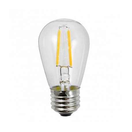 LED/FILAMENT/S14/2W/27K/FULLGLASS/DIM