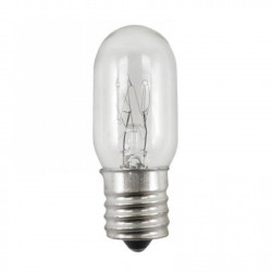 40T7N/CL-130 Light Bulb: 40 watt, T7 microwave oven lamp, E17