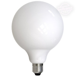 Bulbrite 776683 LED Light Bulb: replaces 75 watt incandescent, frosted G40