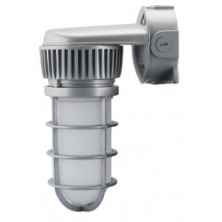 NaturaLED 7604 LED Vapor Tight Wall Mount Jelly Jar: 20 watt, 4000K
