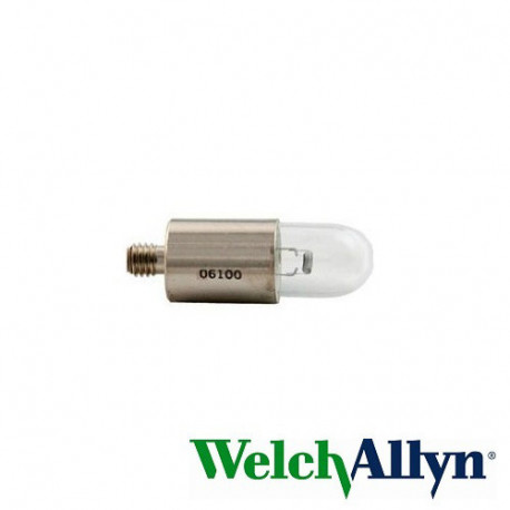 Welch Allyn WA06100: 34.13 watt, 15.1 volt bulb with a T3 shape