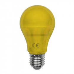 LED/A19/5W/YELLOW