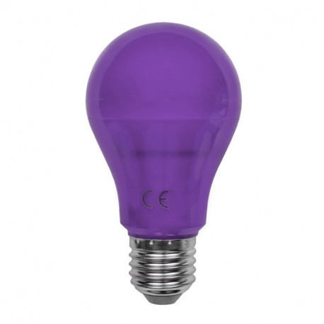 LED/A19/5W/PURPLE