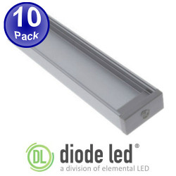 LED/CHROMAPATH/48INCH/SLIMCHANNEL/ALUM/10PK