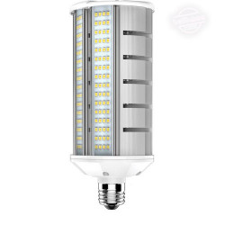 Satco S8980 LED 180 Degree Post Light Bulb: 30 watt, 5000K, E39