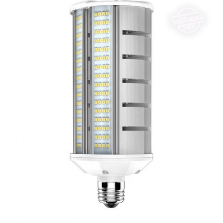 Satco S8908 LED 180 Degree Post Light Bulb: 30 watt, 3000K, E39