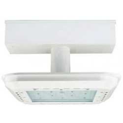 NaturaLED 7441 LED Gas Canopy Fixture: 75 Watt (replaces MS320) 5000K