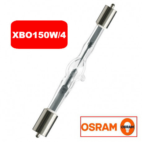 XBO 150W /4 Osram Photo Optic 69238: xenon short arc, for microscopy