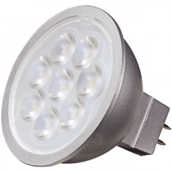 LED/MR16/6.5W/40K/FL40/DIM