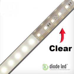 LED/FLEXSTRIP/TAPEGUARDCOVER/CLEAR
