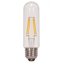 Satco S9580 LED Light Bulb: replaces 40 watt incandescent, 2700K, T10
