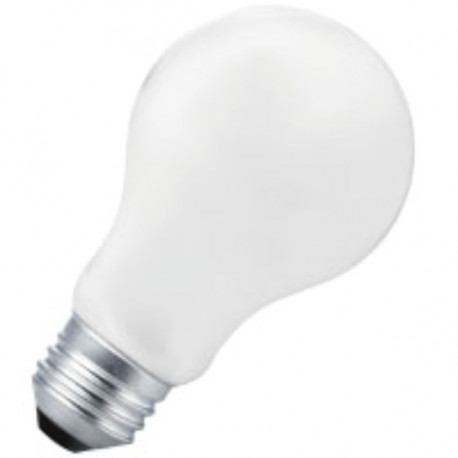 Halco 76001 Light Bulb: 29 watt, 120 volt, frosted, A19, E26