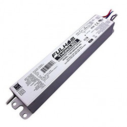 Fulham T1M1UNV024V-60L Constant Voltage LED Driver: 60 watt, 24 volt, dimmable