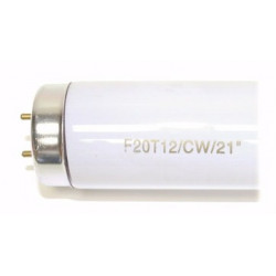 F20T12/CW/21 Light Bulb: 21 inch, 20 watt, 4100K, T12 fluorescent, G13