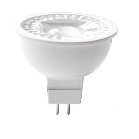 LB35MR16-D/WW LED Light Bulb: 6.5 watt, 12 volt, 3000K, MR16, GU5.3