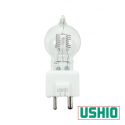 JCD240V-500WC Ushio 1000914 Light Bulb: 500 watt, 240 volt, G8, GY9.5
