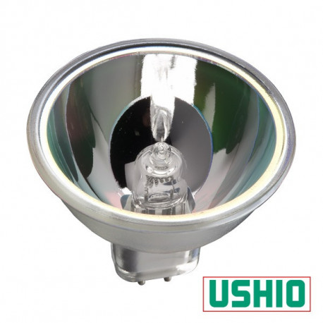 EKE/HO Ushio 1001628 Extended Life Light Bulb: 150 watt, 21 volt, MR16