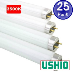 "FO32/835K/ECO Ushio 3000100 Fluorescent Light Bulb: 48"", 3500K"
