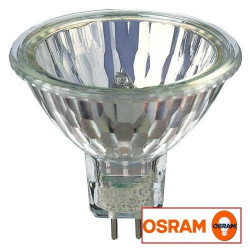 BAB/CC Sylvania / Osram 58315 Light Bulb: 20 watt 12 volt, MR16, GU5.3