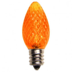 LED/C7/.96W/AMBER/FACET