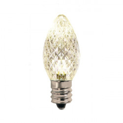 LED/C7/.96W/WARM-WHITE/FACET