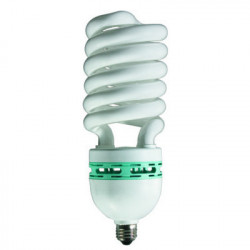 SP105/50/MED Eiko 81180 CFL Light Bulb: 105 watt CFL, 5000K, E26