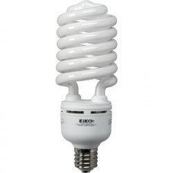 CF105/DQ/41K/MOG Eiko 81185 Light Bulb: 105 watt CFL, 4100K, E39