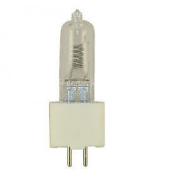 62072 Green Energy EYB Light Bulb: 360 watt 82 volt, clear, T3.5, G5.3