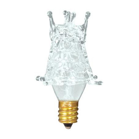 STARLIGHT-7W Westinghouse 03747 Light Bulb: 7 watt star lamp, E12 base