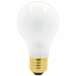 5060006 Light Bulb: 25 watt, 120 volt, frosted, A19, E26