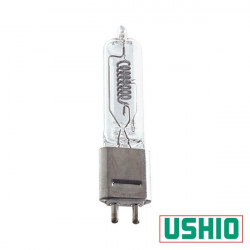 HX-601 Ushio 1002196 Light Bulb: 575 watt, 115 volt, T6 halogen, G9.5