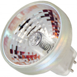 FHS Ushio 1000535 Light Bulb: 300 watt, 82 volt, stippled MR13, GX5.3