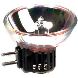 ELE/ELT Light Bulb: 80 watt, 30 volt, MR14 halogen lamp with a GX7.9