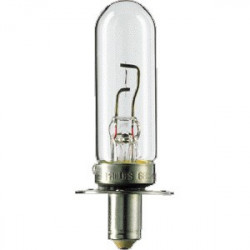 P-7251C Philips Light Bulb: 20 watt, 5 volt, T5.8 airport lamp, PX28S