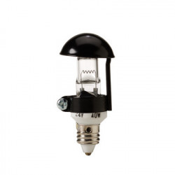 Green Energy 63168-GEL Light Bulb: 50 watt, 24 volt, T3 halogen, E11