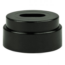 T-8 EC T8 Fluoresent Black Tubeguard End Cap for T8 tubes