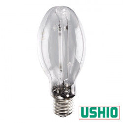 HPS150CL/MOG Ushio 5000042 Light Bulb: clear 150 watt, ED23.5 HPS, E39