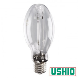 HPS50CL/MOG Ushio 5000056 Light Bulb: clear 50 watt, ED23.5 HPS, E39
