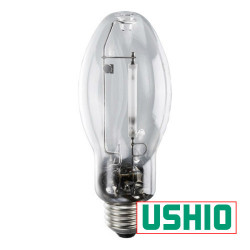HPS150CL/MED-55 Ushio 5000045 Light Bulb: 150 watt, 55 volt, ED17 HPS
