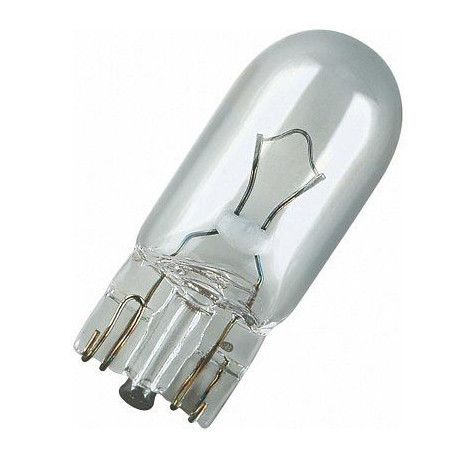 658 Light Bulb: 1.12 watt, 14 volt, T3.25 incandescent lamp, WB3.25