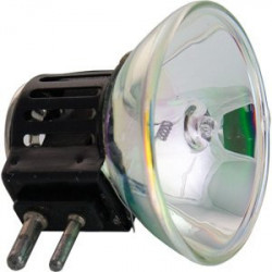 Radiant EPF Light Bulb: 80 watt, 30 volt, MR14 halogen, GX7.9 bipin